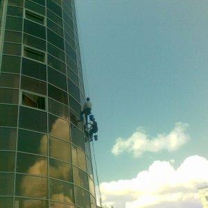 помывка фасада