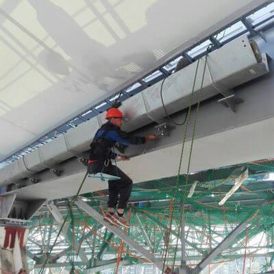 профессия промышленный альпинист